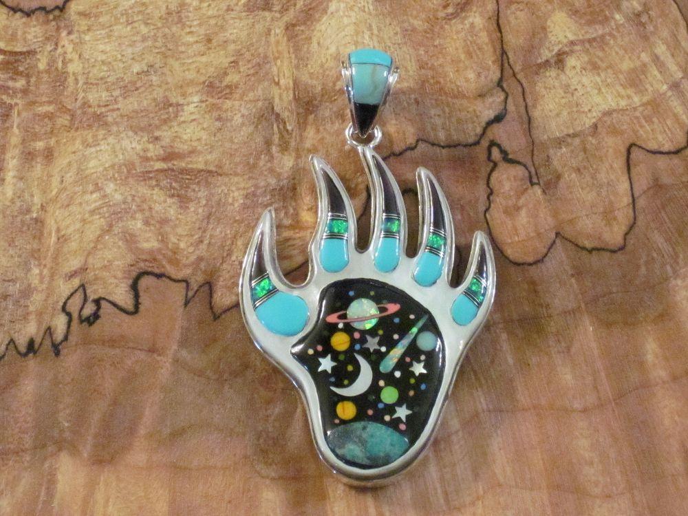 Zuni Bear Pendant Images Home And Lighting Design