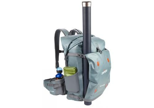 Tongass 1800 Waterproof Steel Blue Back Pack