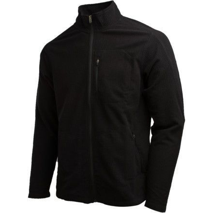 M's Textured Fleece Full Zip