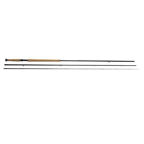 Red Fly Spey Rod with case 7/8 Wt 12'6
