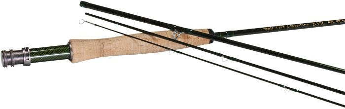 TFO BVK 4Pc Fly Rod