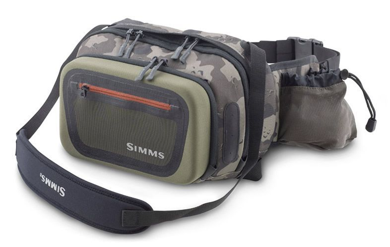 Headwaters chest hip pack camo in packs bags for Fishing chest pack