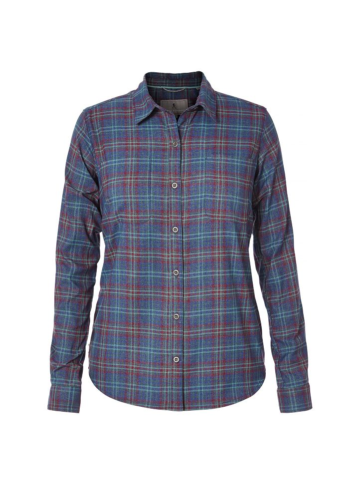 W's Performance Plaid Flannel