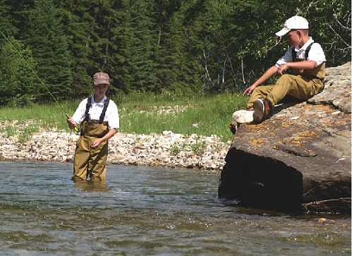 Products in waders for Youth fishing waders