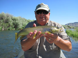 July 8th 9th and 10th 2013 beartooth flyfishing for Beaverhead fishing report