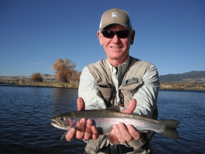 October 11 18 2015 upper madison river fishing report for Upper madison fishing report