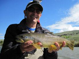 Madison River Fishing Report Beartooth Flyfishing