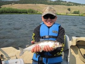 August 7th 13th madison river fishing report beartooth for Upper madison fishing report