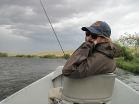 September 11th 17th madison river fishing report for Hebgen lake fishing report